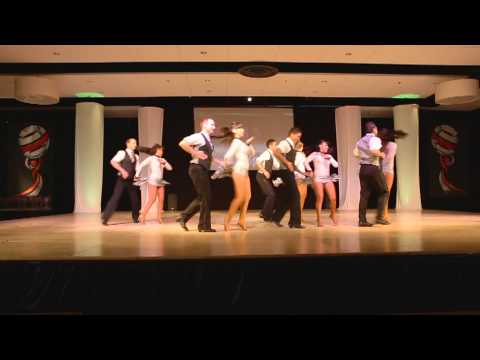 ALMA LATINA AM / USA – World Latin Dance Cup 2012 Salsa Amateur Team 1st place