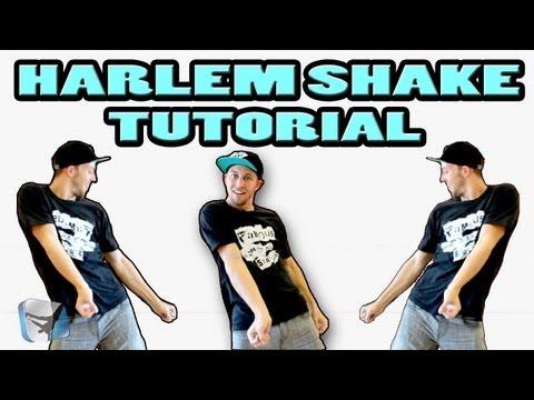 HOW TO HARLEM SHAKE | Dance Tutorial: Step-by-Step »  Beginner Hip Hop w/ Matt Steffanina