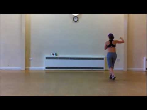 'Mujer Latina' Salsa dance fitness routine
