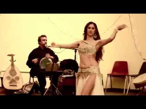sadie belly dance 2013