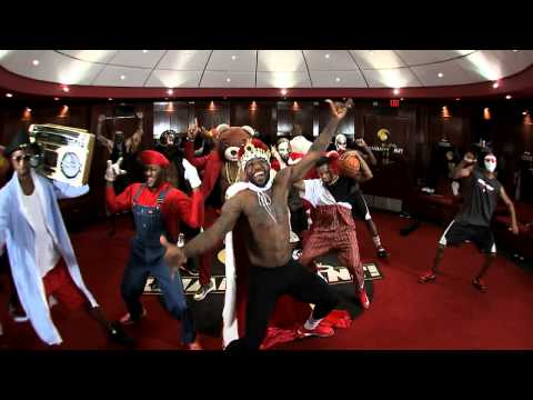 Miami Heat Harlem Shake – Chris Bosh Edition