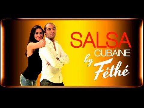 Cours de salsa cubaine – Dance Salsa Cubaine – Class 1 by Dance Practice