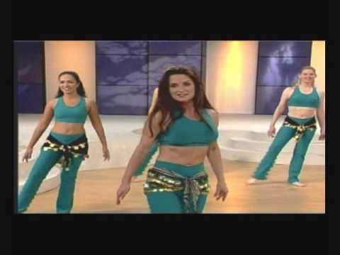 Belly Dance Fitness – Pure Sweat (Part 1 of 3)