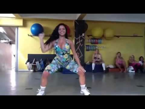 Gostosa Funkeira (Sabrina dançarina do MC Créu)
