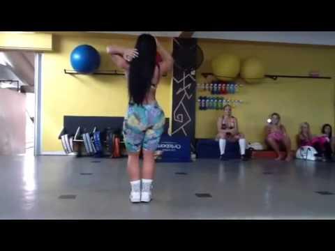 Gostosa Funkeira (Sabrina dançarina do Mc Créu) #2