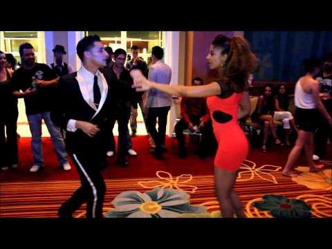 "Nery Garcia & Tanja ""La Alemana"" – Orlando Salsa Congress 2012 (Sat – Social Dancing)"
