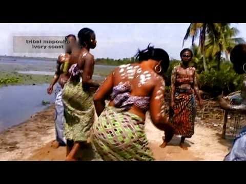 Ivory Coast – Tribal Treats – Village Booty Dance Mapouka