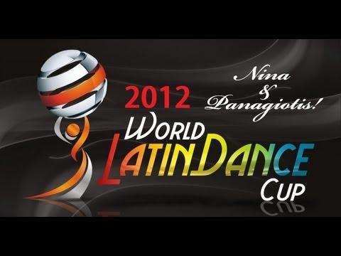 Panagiotis & Nina Bermudez – World Latin Dance Cup 2012 (+ Omar Muñoz & Alma Latina Performance)