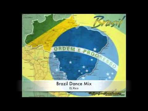 Brazil Dance Mix(2)2012.Dj Alex Rico from LA