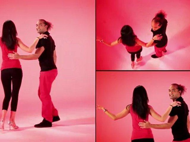 Danse Salsa Cubaine – COURS 4 by DANCE PRACTICE
