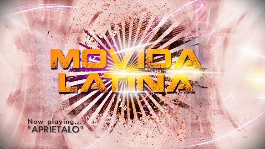 "Movida Latina – Aprietalo – Alfredito ""Ciclon"""