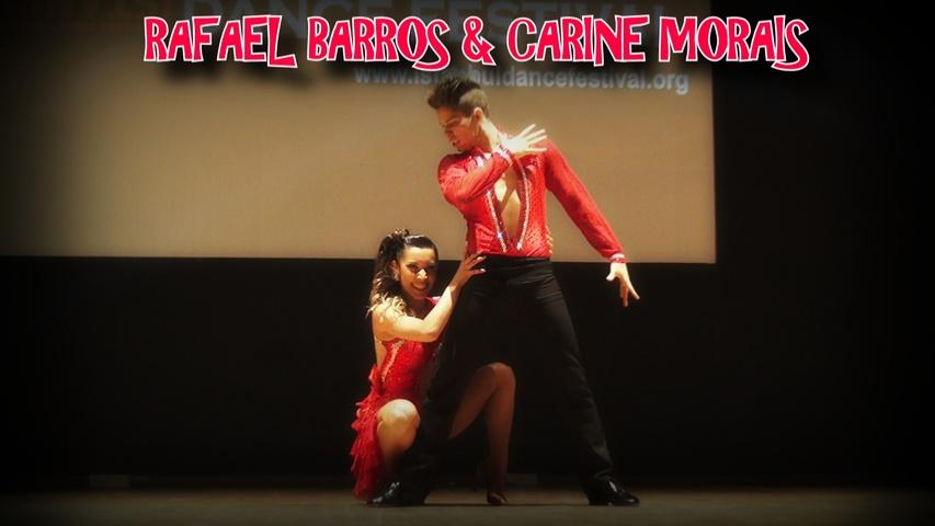 SUPER SALSA SHOW |  RAFAEL BARROS & CARINE MORAIS | ISTANBUL DANCE FESTIVAL