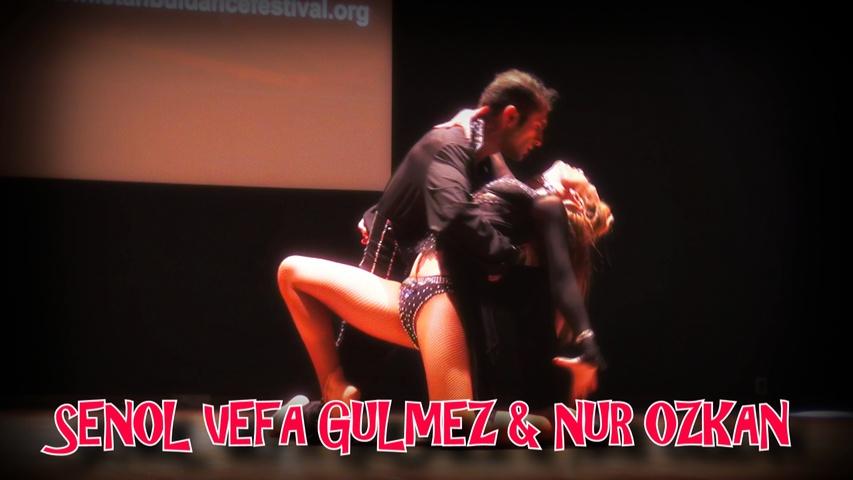 ŞENOL & NUR  SALSA SHOW   | ISTANBUL DANCE FESTIVAL