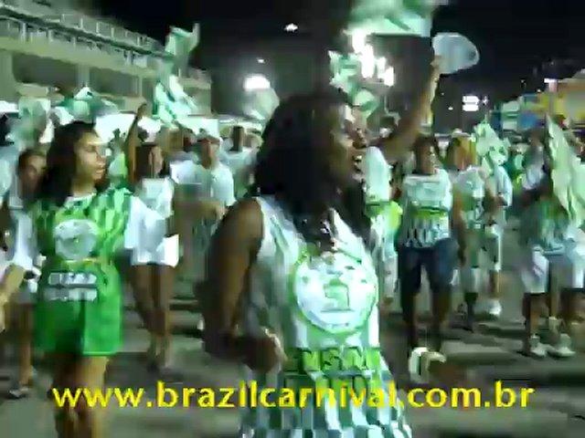 2013 Brazilian Carnival Samba Dancers from Cubango Passistas