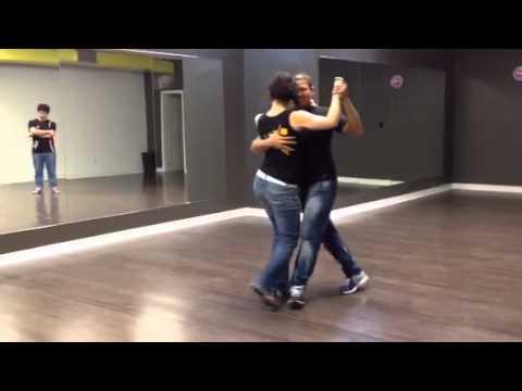 Samba de Gafieira – Sofie da Silva & Luciano (Brazil Dance World)
