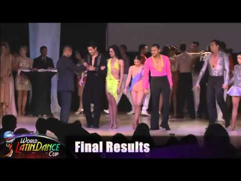 Results Show – World Latin Dance Cup Miami