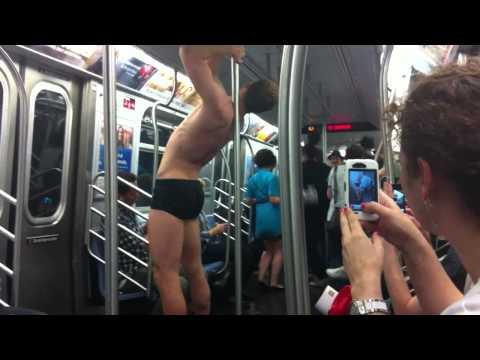 L Train Pole Dance