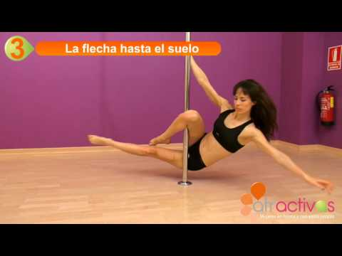 Pole Dance: giros básicos