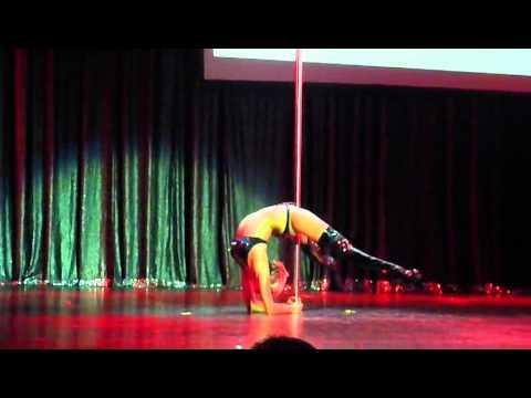 Felix in Miss Pole Dance Argentina