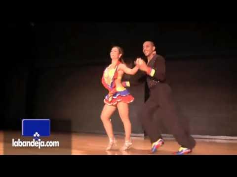 Colombianos Campeones Mundiales de Salsa Dance