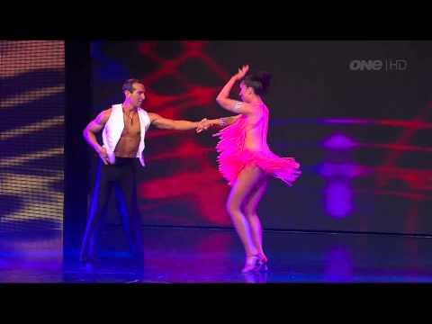 Giancarlo and Masha Hot Salsa Dance New Zealands Got Talent 2012 Semi Final HD 11 11 2012