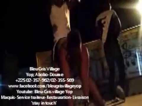 20121125 Bleu-Gris Village Yop (Festival Mapouka)