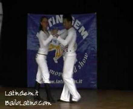 Salsa Dance – Base Lezione n.1