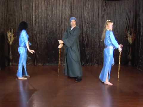 New DVD: Arab Folk Dance – Dabke, Khaliji, Saidi & Sufi
