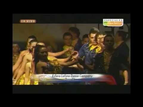 Colombia Salsa Festival 2013 – Esfera Latina Dance Company