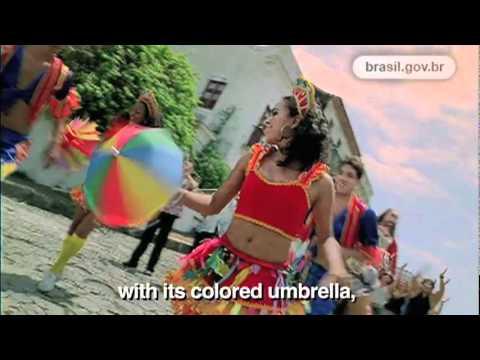 Dances and rhythms of Brazil