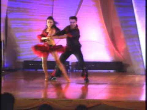 Salsa Dancing 27 Salsa Champions Abel Zulmara-LosAngles 2007