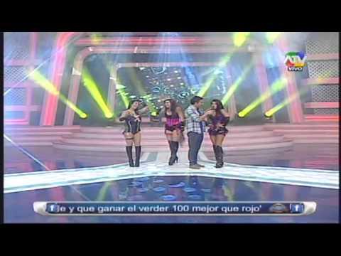 COMBATE Desafio Sexy Dance Chicas Maxim vs Las Chicas de Combate 15/05/13