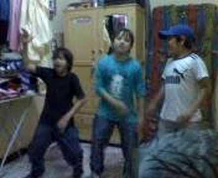 dança do creu locuras dos meninos malukos