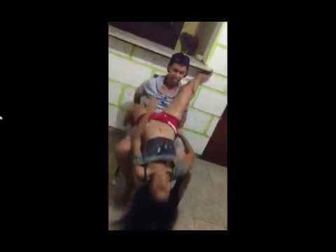 luckiest boy alive, birthday boy gets lap dance from sisters slumber party