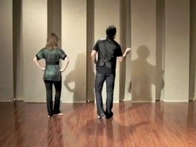 Leads On1 Shines/Footwork Pattern – Salsa Dancing by SalsaLessons.tv