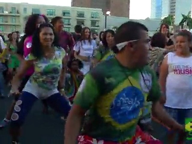 Brazil Soul TV Show 04:13th Annual Long Beach Brazilian Street Carnaval
