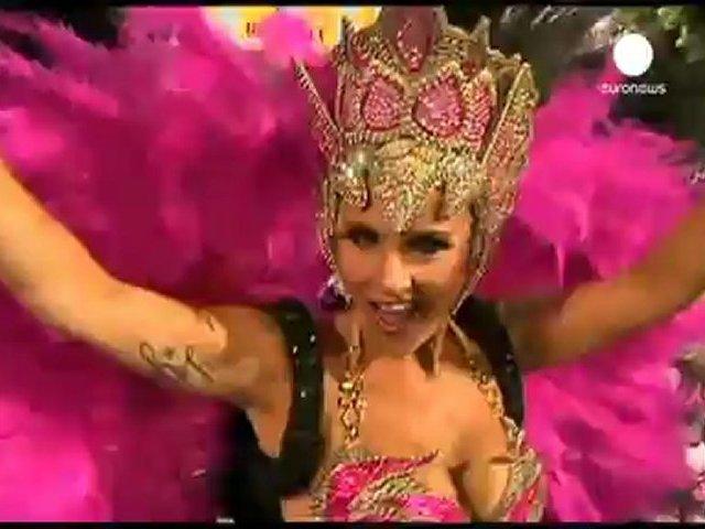 Carnival kicks off in Brazil