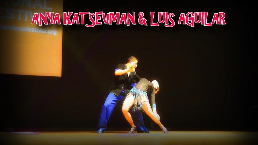 SUPER SALSA SHOW | ANYA KATSEVMAN & LUIS AGUILAR | ISTANBUL DANCE FESTIVAL