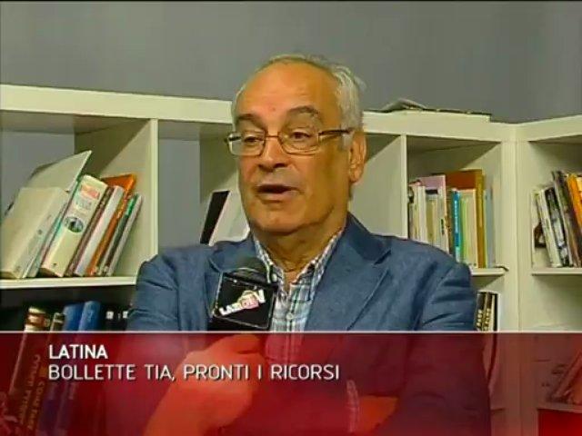 LATINA: BOLLETTE TIA, PRONTI I RICORSI
