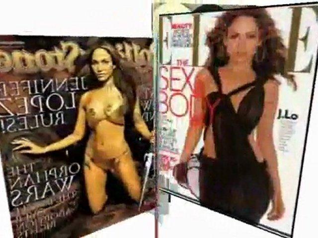 Jennifer Lopez  Cupid's Sweetheart Latina Exclusive