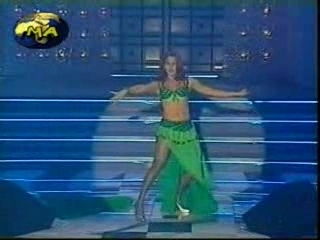 Maya Abi Saad  Lebanese Belly  Dancing