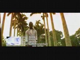 (Ghana Music) Richie – ♫Frema [HighLife]