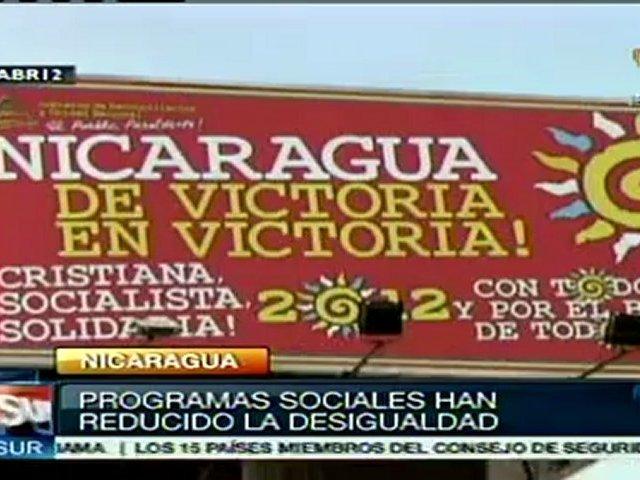 Nicaragua pide fondos para frenar hambre en América Latina