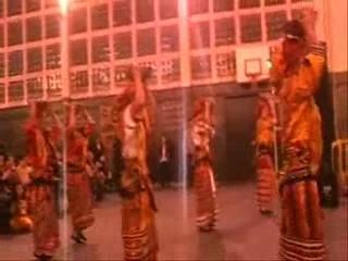 Danse Kabyle par groupe Kahina-dance