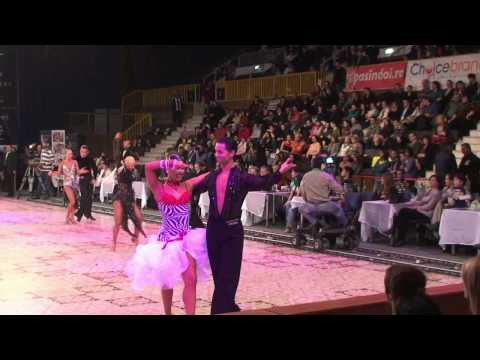 Dance Masters 2010 – IDSF Romanian Open – latin final
