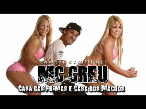 MC CRÉU – RESPOSTA PARA CASA DAS PRIMAS E CASA DOS MACHOS ♫♪ $$ DETONA FUNK PROD $$