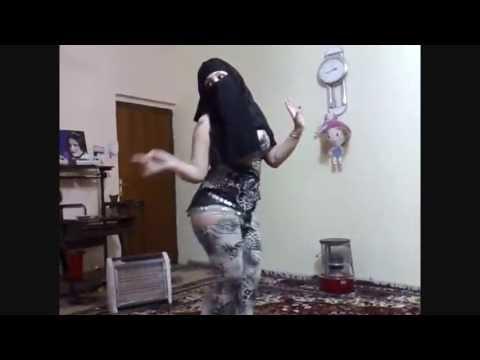 Arab Local Whore Dancing in Hijab