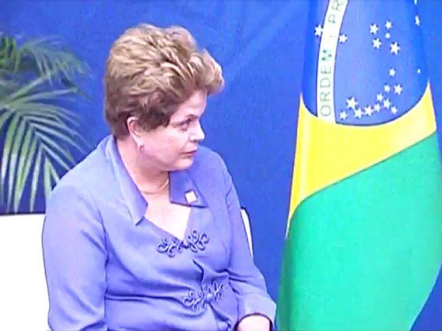 RAW VIDEO: Putin Holds Bilateral Talks With Brazil at G20 Summit
