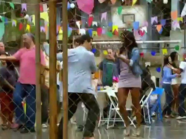 Cheias de Charme Cap 62 26-6-12    Penha dança com Gentil
