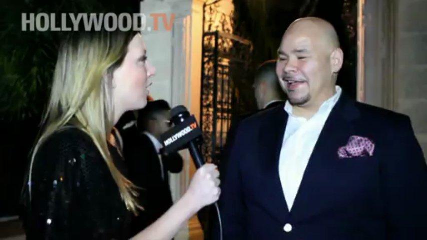 Fat Joe talks about Brazil and Naldo – Hollywood.TV